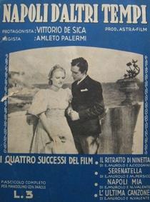 Nápoles de Outros Tempos - Poster / Capa / Cartaz - Oficial 1