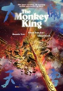 A Lenda do Rei Macaco: Tumulto no Reino Celestial - Poster / Capa / Cartaz - Oficial 9