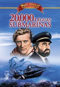 20.000 Léguas Submarinas - Poster / Capa / Cartaz - Oficial 4