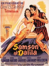 Sansão e Dalila - Poster / Capa / Cartaz - Oficial 7