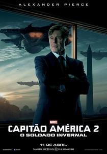Capitão América 2: O Soldado Invernal - Poster / Capa / Cartaz - Oficial 14