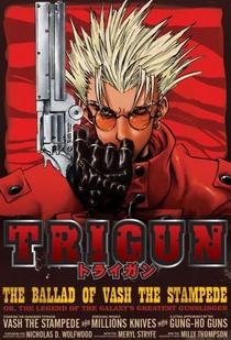 Trigun - Poster / Capa / Cartaz - Oficial 1