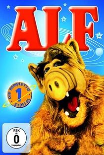 ALF, o ETeimoso (1ª Temporada) - Poster / Capa / Cartaz - Oficial 1