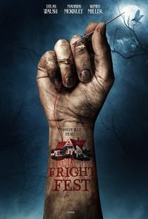 American Fright Fest - Poster / Capa / Cartaz - Oficial 1