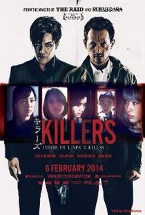 Killers - Poster / Capa / Cartaz - Oficial 3