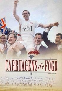 Carruagens de Fogo - Poster / Capa / Cartaz - Oficial 5