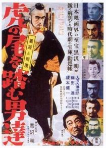 Os Homens Que Pisaram na Cauda do tigre - Poster / Capa / Cartaz - Oficial 2