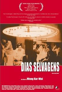 Dias Selvagens - Poster / Capa / Cartaz - Oficial 8
