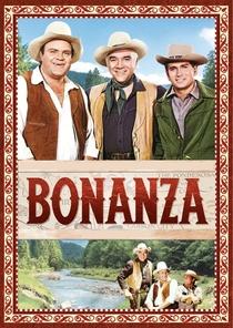 Bonanza (9ª Temporada) - Poster / Capa / Cartaz - Oficial 1