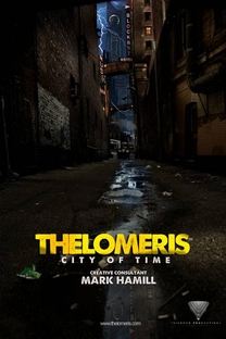 Thelomeris: City of Darkness - Poster / Capa / Cartaz - Oficial 2