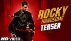 ROCKY HANDSOME Official Teaser | John Abraham, Shruti Haasan | T-Series