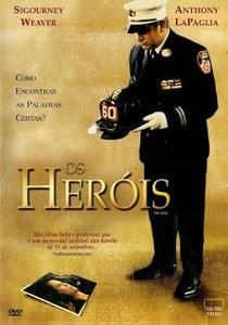 Os Heróis - Poster / Capa / Cartaz - Oficial 2