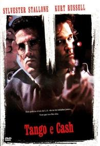 Tango e Cash - Os Vingadores - Poster / Capa / Cartaz - Oficial 2