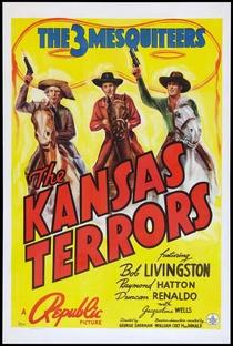 Os Terrores de Kansas - Poster / Capa / Cartaz - Oficial 1