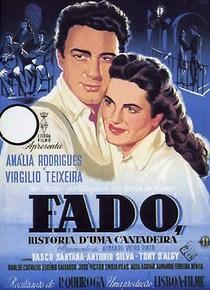 Fado, História d'uma Cantadeira - Poster / Capa / Cartaz - Oficial 1