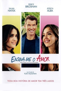 Ensina-me o Amor - Poster / Capa / Cartaz - Oficial 7
