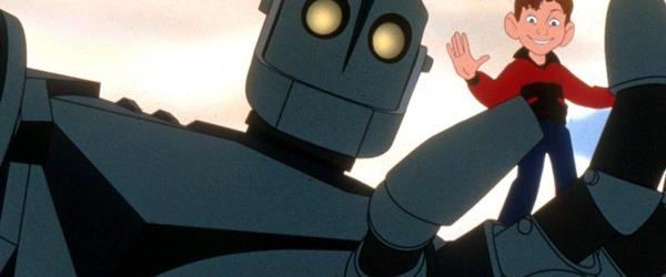 """""""O Gigante de Ferro"""" voltará aos cinemas com cenas inéditas"""