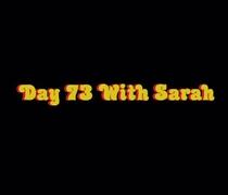 Dia 73 com Sarah - Poster / Capa / Cartaz - Oficial 1