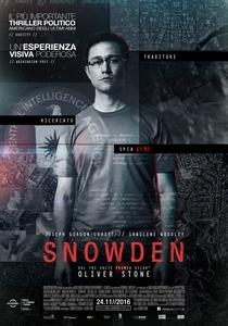 Snowden - Herói ou Traidor - Poster / Capa / Cartaz - Oficial 5