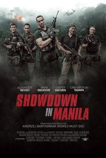 Showdown in Manila - Poster / Capa / Cartaz - Oficial 1