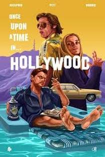 Era Uma Vez em... Hollywood - Poster / Capa / Cartaz - Oficial 12