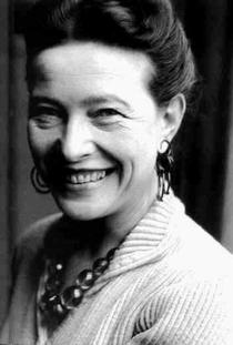 Simone de Beauvoir: Não  se nasce mulher - Poster / Capa / Cartaz - Oficial 1
