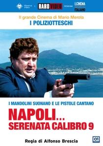 Napoli Serenata Calibro 9 - Poster / Capa / Cartaz - Oficial 2