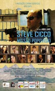 Steve Cicco: Missão Popoviski - Poster / Capa / Cartaz - Oficial 1