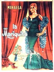 La Reina del Tabarín - Poster / Capa / Cartaz - Oficial 3
