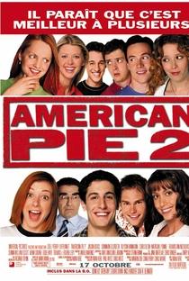 American Pie 2: A Segunda Vez é Ainda Melhor - Poster / Capa / Cartaz - Oficial 3