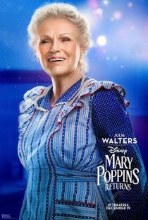 O Retorno de Mary Poppins - Poster / Capa / Cartaz - Oficial 14