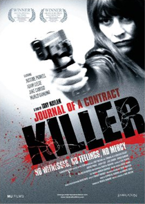 Journal of a Contract Killer - Poster / Capa / Cartaz - Oficial 1
