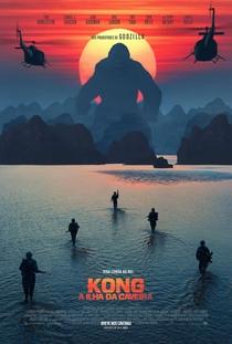 Kong: A Ilha da Caveira - Poster / Capa / Cartaz - Oficial 1