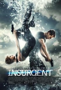 A Série Divergente: Insurgente - Poster / Capa / Cartaz - Oficial 21