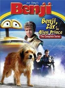 Benji, Zax e o Príncipe Alienígena - Poster / Capa / Cartaz - Oficial 1