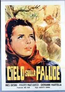 Céu Sobre o Pântano - Poster / Capa / Cartaz - Oficial 1