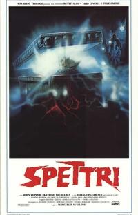 Specters - A Reencarnação do Mal - Poster / Capa / Cartaz - Oficial 1