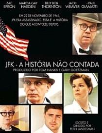 JFK, a História Não Contada - Poster / Capa / Cartaz - Oficial 1