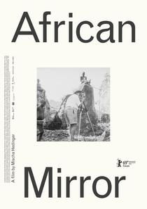 O ESPELHO AFRICANO - Poster / Capa / Cartaz - Oficial 1