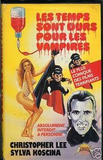 Tempi Duri per i Vampiri  - Poster / Capa / Cartaz - Oficial 6