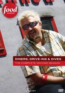 Diners, Drive-Ins and Dives (2ª Temporada) - Poster / Capa / Cartaz - Oficial 1