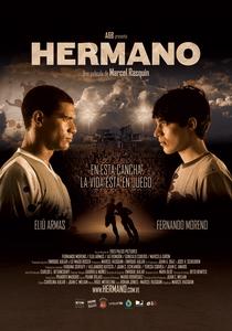 Hermano - Uma Fábula Sobre Futebol - Poster / Capa / Cartaz - Oficial 2