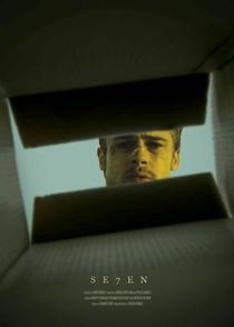 Seven: Os Sete Crimes Capitais - Poster / Capa / Cartaz - Oficial 3