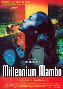 Millennium Mambo - Poster / Capa / Cartaz - Oficial 2