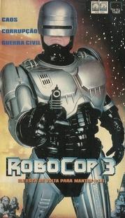 RoboCop 3 - Poster / Capa / Cartaz - Oficial 2