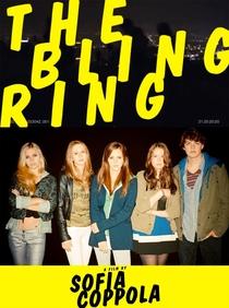 Bling Ring - A Gangue de Hollywood - Poster / Capa / Cartaz - Oficial 2