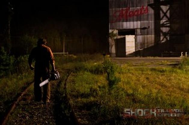 Revelada a primeira imagem de Leatherface em O Massacre da Serra Elétrica 3D