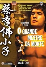 O Grande Mestre da Morte - Poster / Capa / Cartaz - Oficial 1