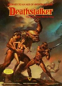 Deathstalker - O Guerreiro Invencível - Poster / Capa / Cartaz - Oficial 2