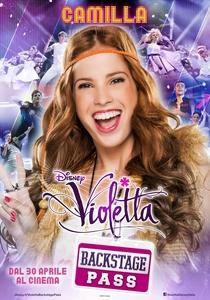 Violetta - O Show - Poster / Capa / Cartaz - Oficial 14